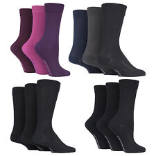 PERMA COOL - 3 Pack Cooling Breathable Summer Crew Socks for Hot Feet