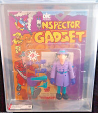 1992 TIGER TOYS INSPECTOR GADGET EXPANDING ARMS 5 INCH FIGURE AFA 80 NM #38569