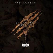 Wiz Khalifa - Cabin Fever 3 Mixtape CD Taylor Gang