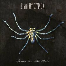 CLAN OF XYMOX Spider on the Wall CD 2020