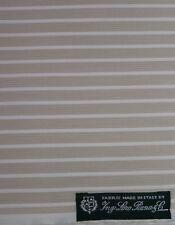 Loro Piana Stoff Baumwolle gestreift Hemd 2 M