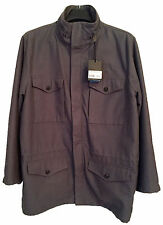 DUNDERDON GREY M-65 FIELD JACKET COAT (45-49)