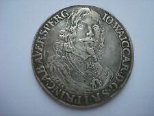 Taler 1654 Johann Weichard von Valvasor Auersperg Österreich Austrian Thaler