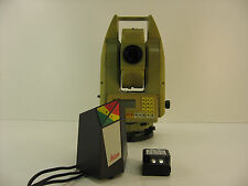 "Leica TC805 5"" TOTAL STATION FOR SURVEYING ONE MONTH WARRANTY"