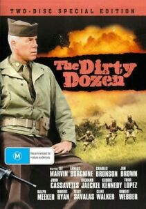 The Dirty Dozen & The Dirty Dozen The Next Mission 1 & 2 Lee Marvin NEW