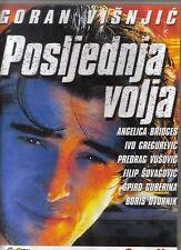 Posljednja Volja DVD Best Film Kroatien Goran Visnjic Croatia Hrvatska Brac Bepo