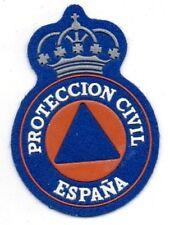 parche PROTECCION CIVIL ESPAÑA spain patch