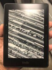 "Amazon Kindle Voyage E-reader, 6"" Wi-Fi + 3G - Black  T5-3C"