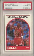 1989-1990 HOOPS MICHAEL JORDAN  PSA 10   *17717