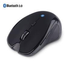 Wireless Bluetooth V3.0 Maus 6D 1600DPI Funk Optisch Gaming Mouse für PC Laptop