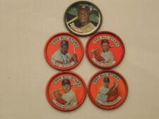 5 1964 Topps Coins 4 All Stars 1 Regular