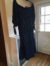 $145 Women's Lauren ralph Lauren  plus Denim  dress  size 14 W P75