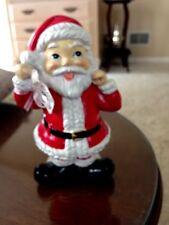 Vintage Christmas Novelty Japan Santa Claus Figurine