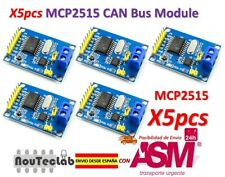 5pcs MCP2515 CAN Bus Module TJA1050 Receiver SPI Module