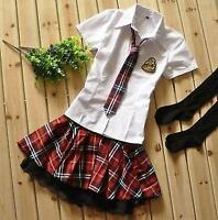 Costume d'anime japonais, le Japon fille de l'école cosplay costume uniforme