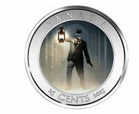 2015 Haunted Canada 25-Cent Coin - The Brakeman w/ Box & COA