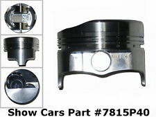 """348 CHEVROLET  58 59 60 61 IMPALA SS BEL AIR ICON FORGED 4"""" STROKER PISTONS .040"""