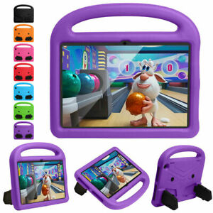 For Amazon Fire HD 8 Inch 10th Gen 2020 Kids Cute Handle Stand Tablet Cover Case