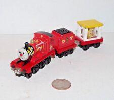 James Goes Buzz Bee w Hive Car Thomas & Friends Train Tank Take n Play Along