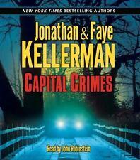 Capital Crimes by Jonathan Kellerman and Faye Kellerman (2006, CD, Abridged)