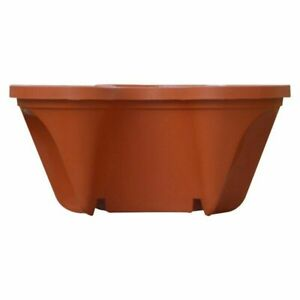 Dimensional Three Petal Flower Pot Multi Layer Cultivation Durable Planting Pots
