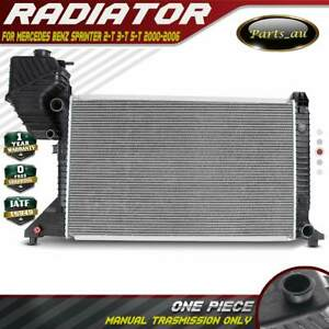 New Radiator for Mercedes Benz Sprinter 2-T 3-T 5-T 208 308 311 316CDI 2000-2006