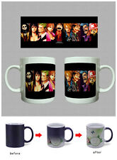 Neu Manga One Piece Cup Magic Mug Tasse Kaffeetasse Zaubertasse Schwarz 001