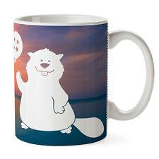 Tasse Biber -  Tasse, Becher, Kaffeetasse, Geschenk, Teetasse, Tee, Cup, Sche...