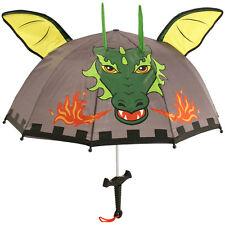 Kidorable Knight & Dragon Umbrella For Children