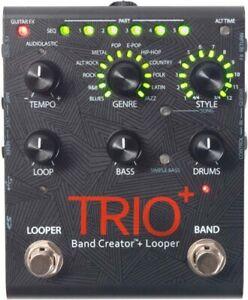 Digitech TRIO+ BAND CREATOR. Pedal de efectos