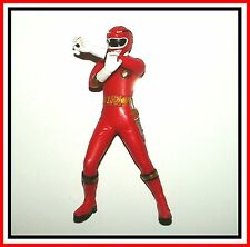 Power Rangers Sentai Hero Vinyl Figure _ Wild Force Red Ranger