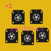 10* C1Q Carburetor Carb Repair Diaphragm kit For Stihl Zama A015053 Small Engine