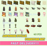 Japanese Style Furniture Collection Set 40 pcs FASTEST!!!