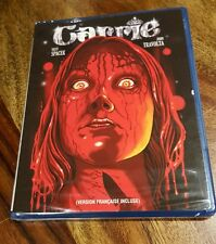 Stephen King's Carrie MGM edition (bluray 2012)(english-french)