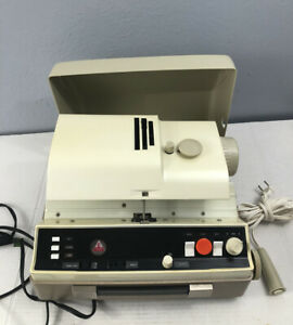 Vintage SEARS TOWER Slide Automatic Movie Projector 60 Cycles Model 9880 USA