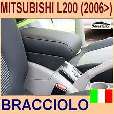 Mitsubishi L200 (dal 2006) - bracciolo TOP regolabile - vedi nostri tappeti auto