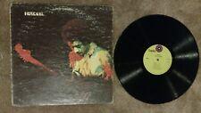 CAPITOL SATO-472 Jimi Hendrix BAND OF GYPSYS gatefold R. LUDWIG NM/NM  J-VG+