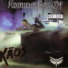 Kommander Of Kaos - Wendy O. Williams (2000, CD NIEUW) Explicit Version