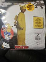 Rubies Pokemon Pikachu Child Boys Deluxe Ash Squirtle Halloween Costume 884779