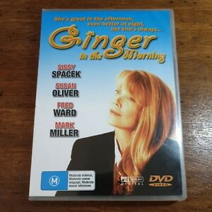 Ginger in the Morning DVD 1974 R4 LIKE NEW Mark Miller Susan Oliver
