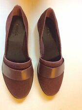 NWB $275 VINCE Mason Fig PO Women's Calf Hair & Leather Loafers Flats Shoes 5.5M