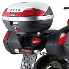 E223 HONDA SH 300 i 2007  2014 MONOLOCK MOTO SCOOTER BAULETTO BAULE VALIGIA POSTERIORE GIVI CATADRIOTTI NERI 30LT E300NT2