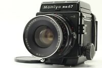 [EXC+5] Mamiya RB67 Pro S Camera + Sekor 90mm f/3.8 Opt Mint Lens From JAPAN 205