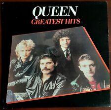 QUEEN GREATEST HITS LP ALBUM VINYL EMI EMTV 30 STEREO 1981 VGC