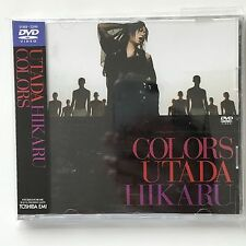 Utada Hikaru (宇多田ヒカル) - COLORS [TOBF-5200] Japan Import DVD Single