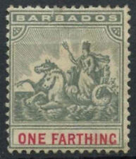 Colony British Postages Stamps