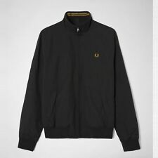 Fred Perry Nylon Zip Coats & Jackets for Men