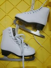 American Figure Ice Skates Size 2 Girls Youth