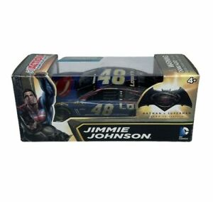 JIMMIE JOHNSON 2016 Action Gold Series Batman Superman 1:64 Diecast #48 Lowe's