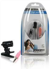 Konig Clip-on microphone Useful clip High sensitivety